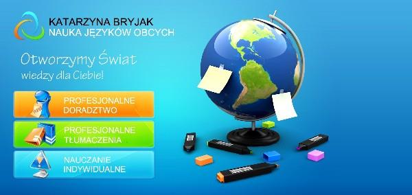 Nauka Języków Obcych Katarzyna Bryjak